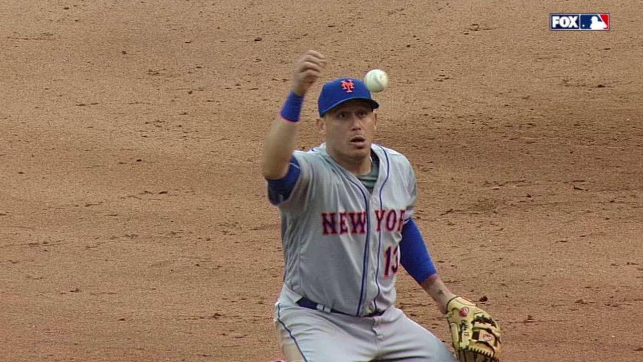 Cabrera's great catch