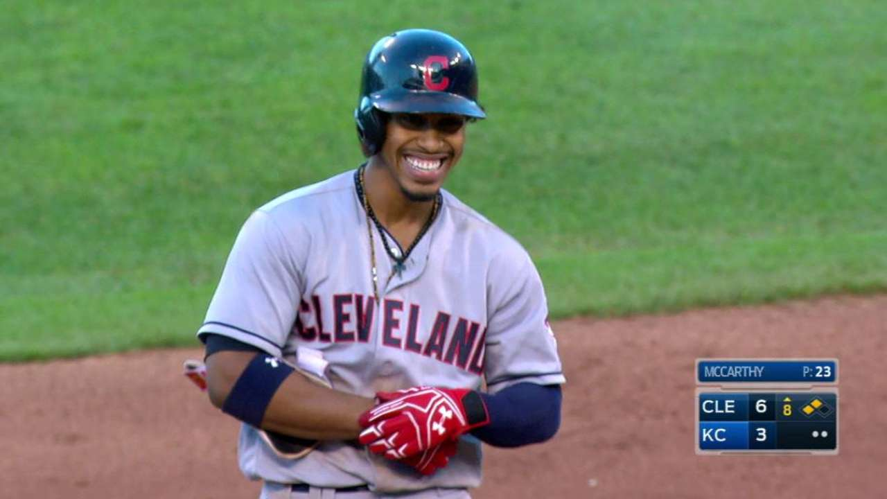 Indians move closer to home-field advantage