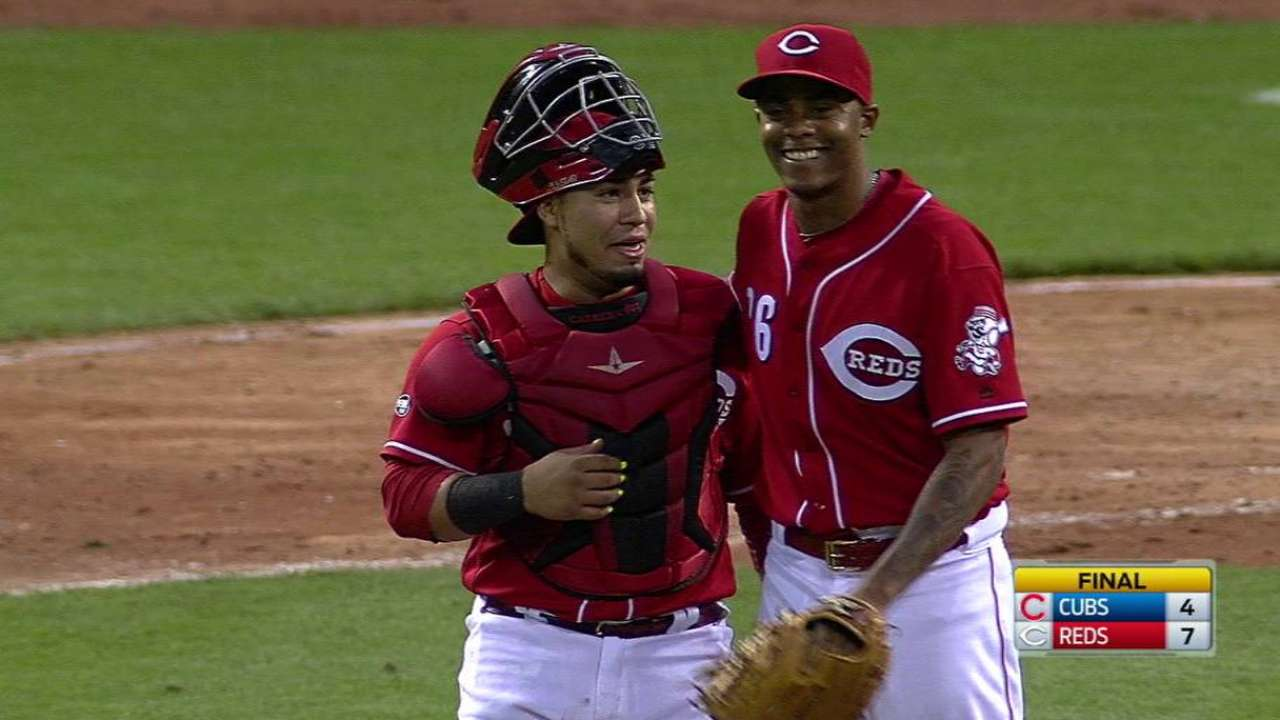What a relief? Reds must decide on Iglesias' role