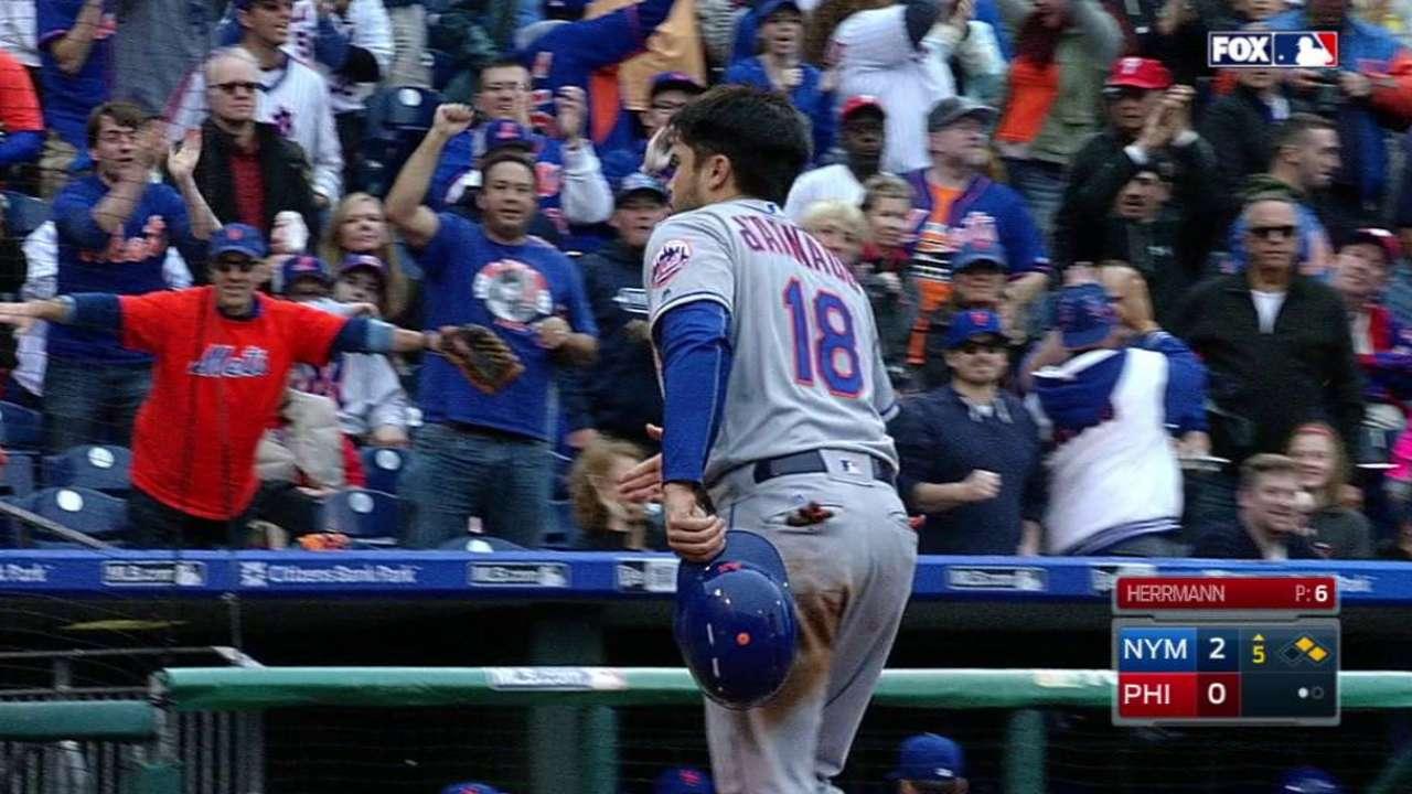 Reyes to return to Mets for 2017 season