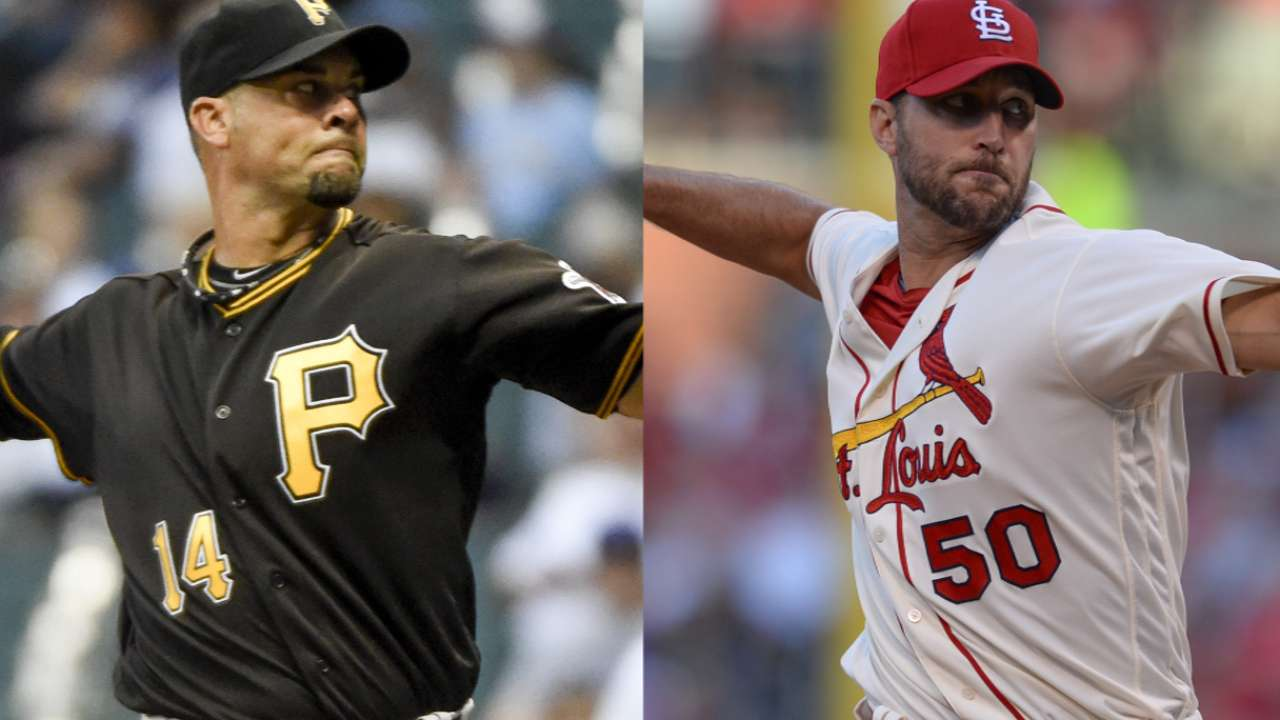 Waino, Vogelsong set to face off