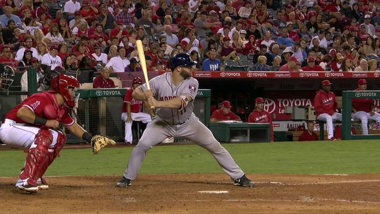Gattis' second RBI single