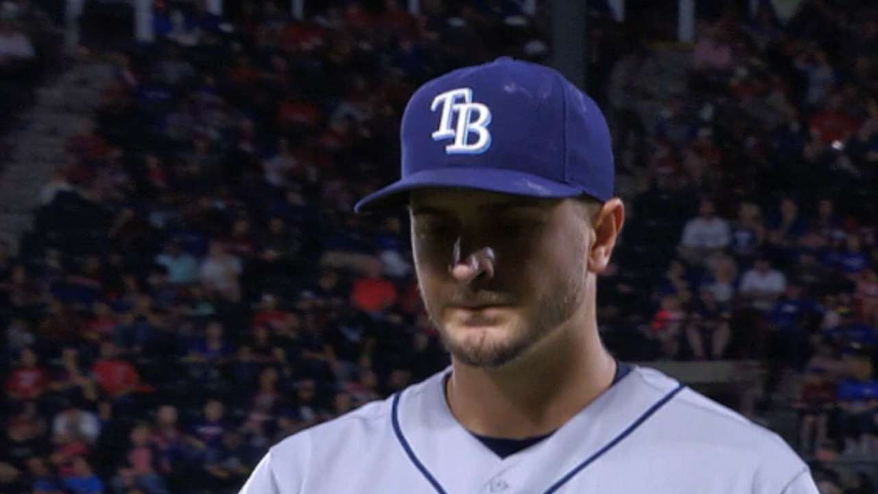 Odorizzi's six strong innings
