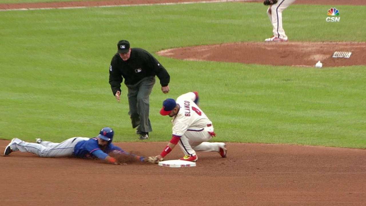Rupp nabs Lagares stealing