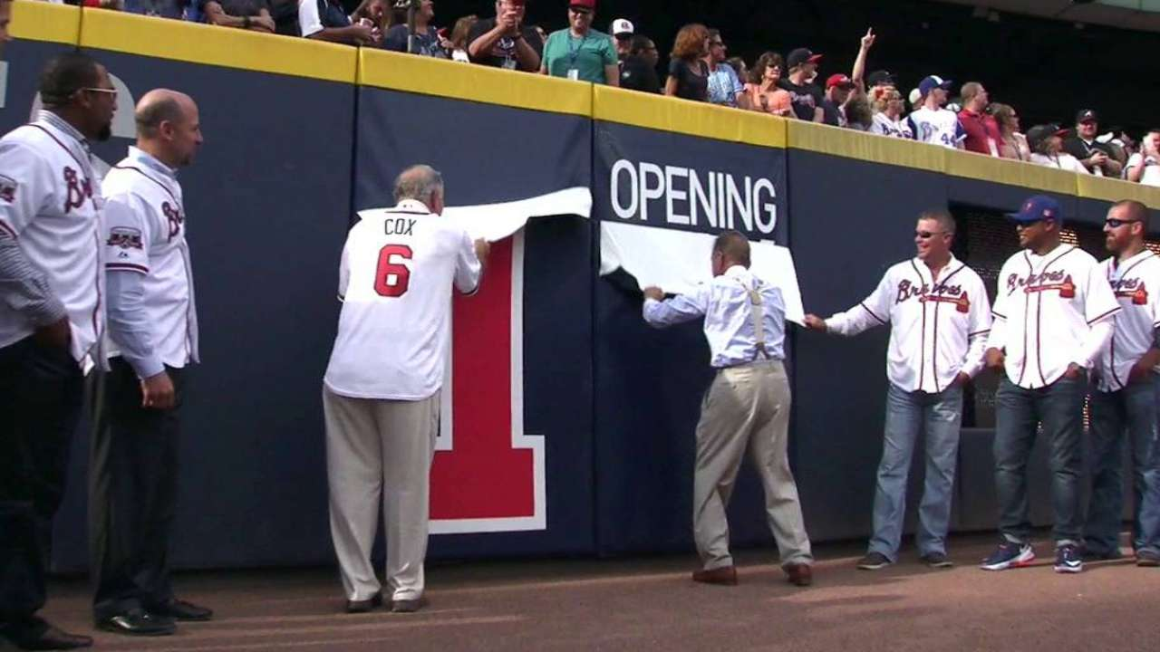 Braves legends finish countdown