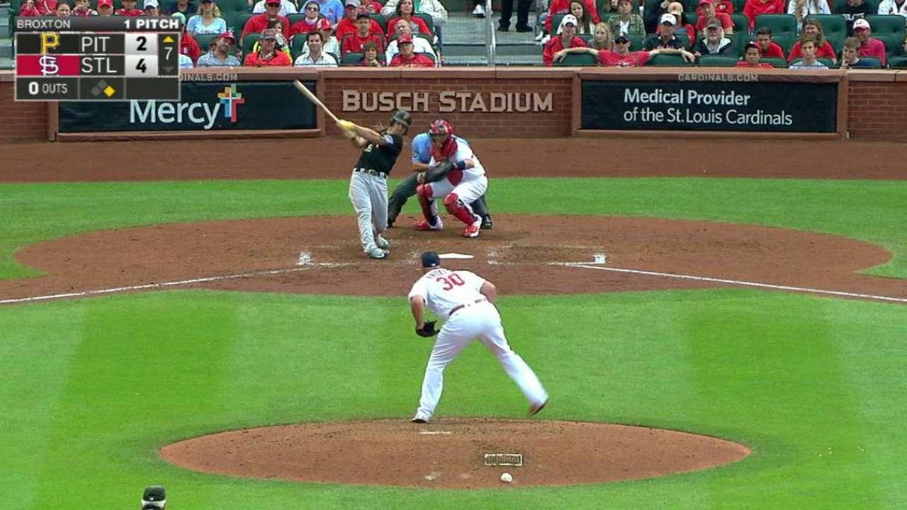 Jaso's game-tying two-run homer
