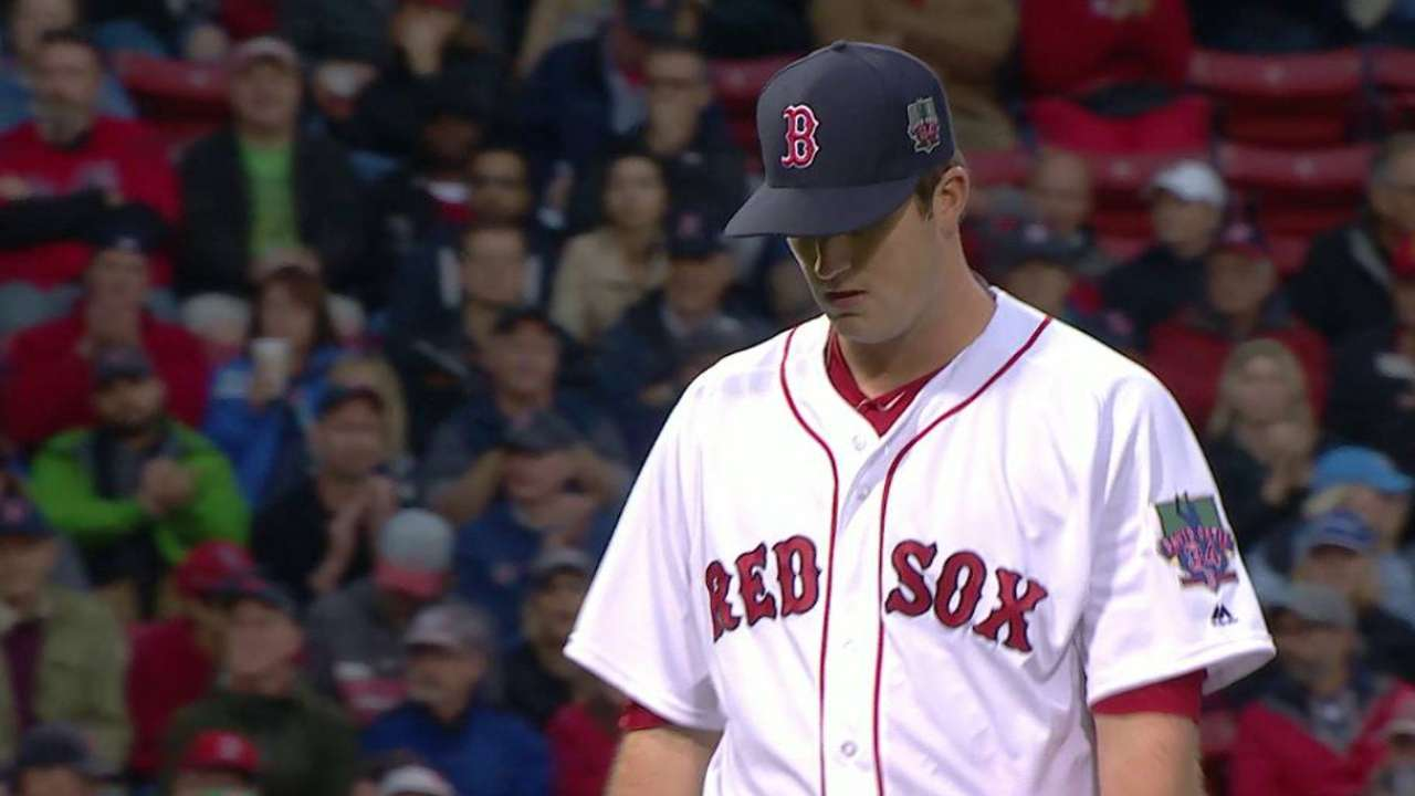 Manfred: Red Sox had option to rescind Pomeranz trade