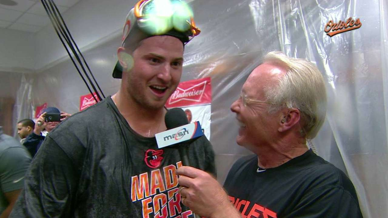 Britton on clinching Wild Card