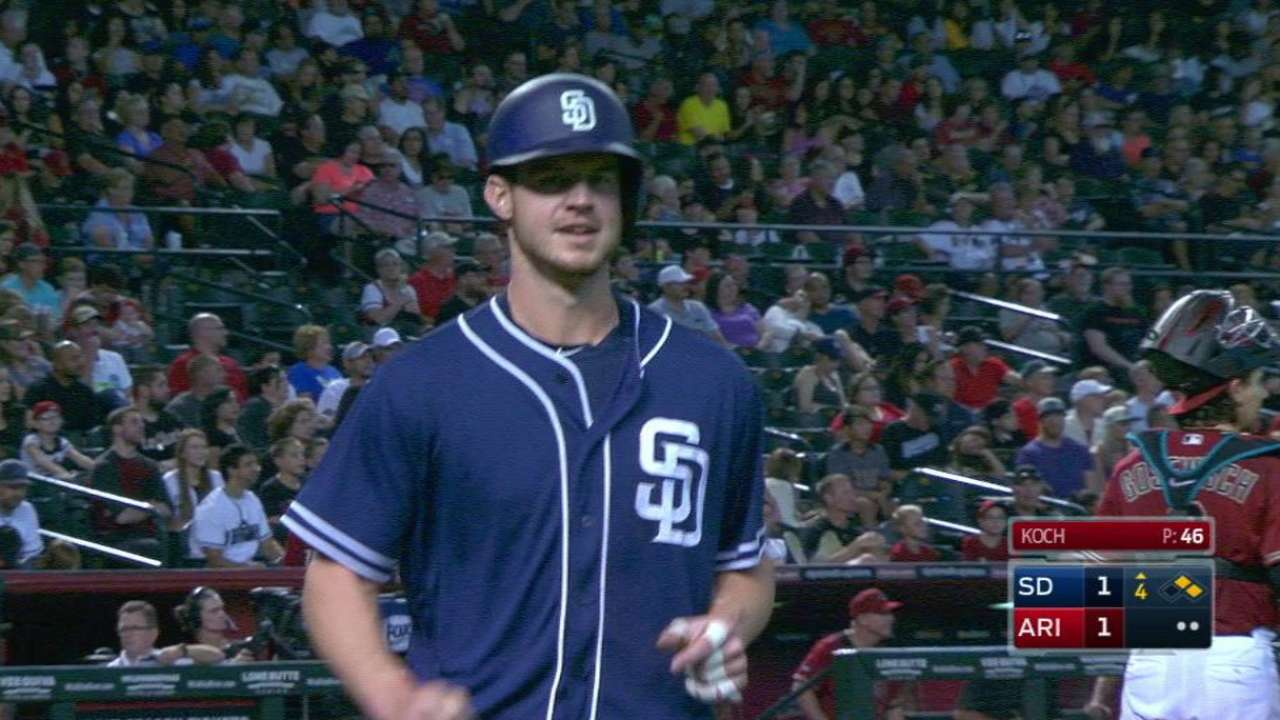 Renfroe's RBI double