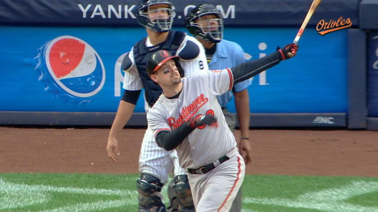 Orioles down Yankees, reach postseason
