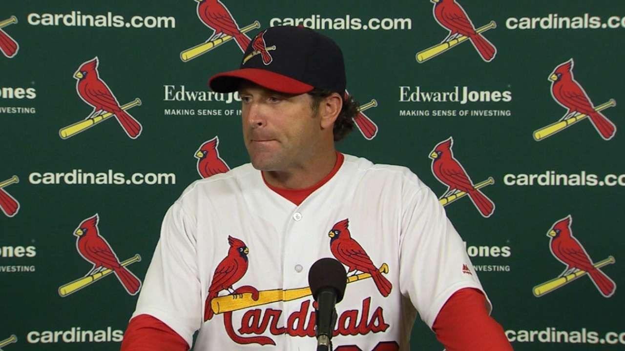 Matheny on 10-4 win over Pirates