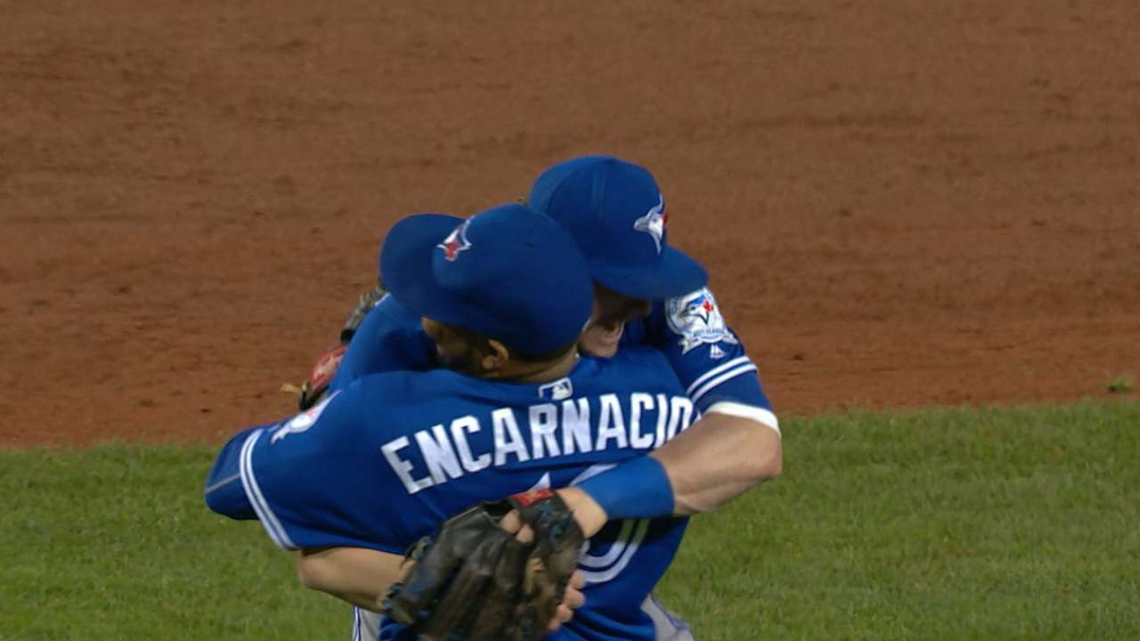 Must C: Blue Jays clinch WC