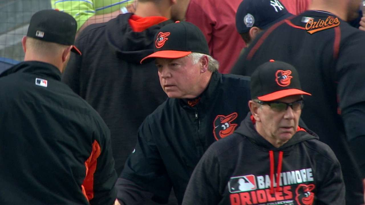 How They Got There: Orioles