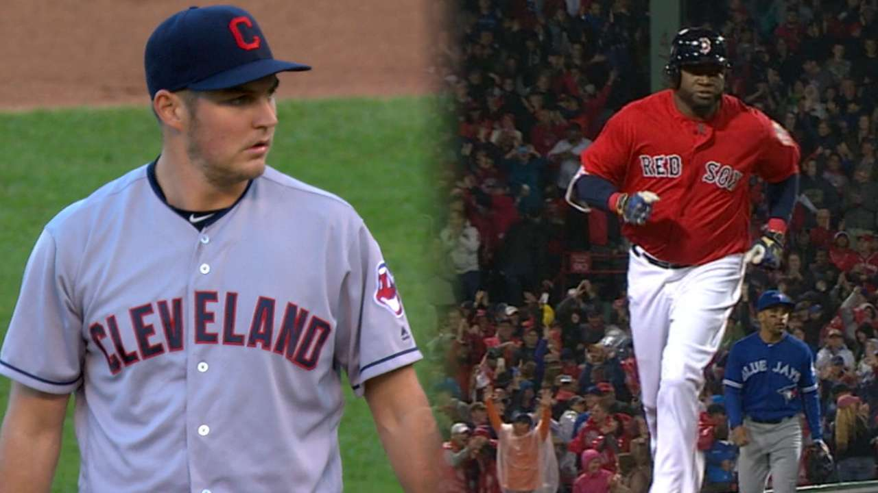 'Perfect day' sets up Tribe for ALDS vs. Red Sox
