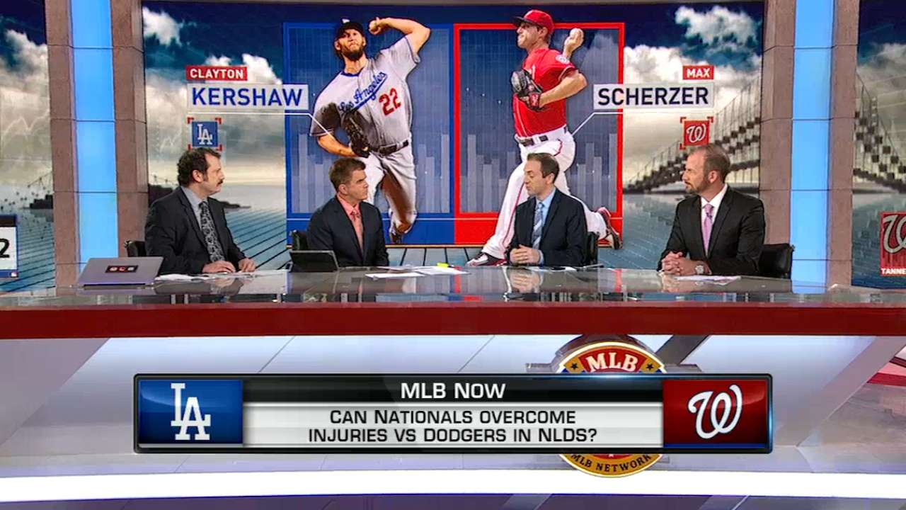 MLB Now discusses NLDS