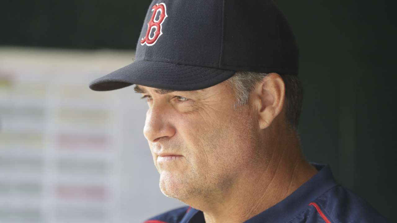 Farrell on Sox-Tribe matchup