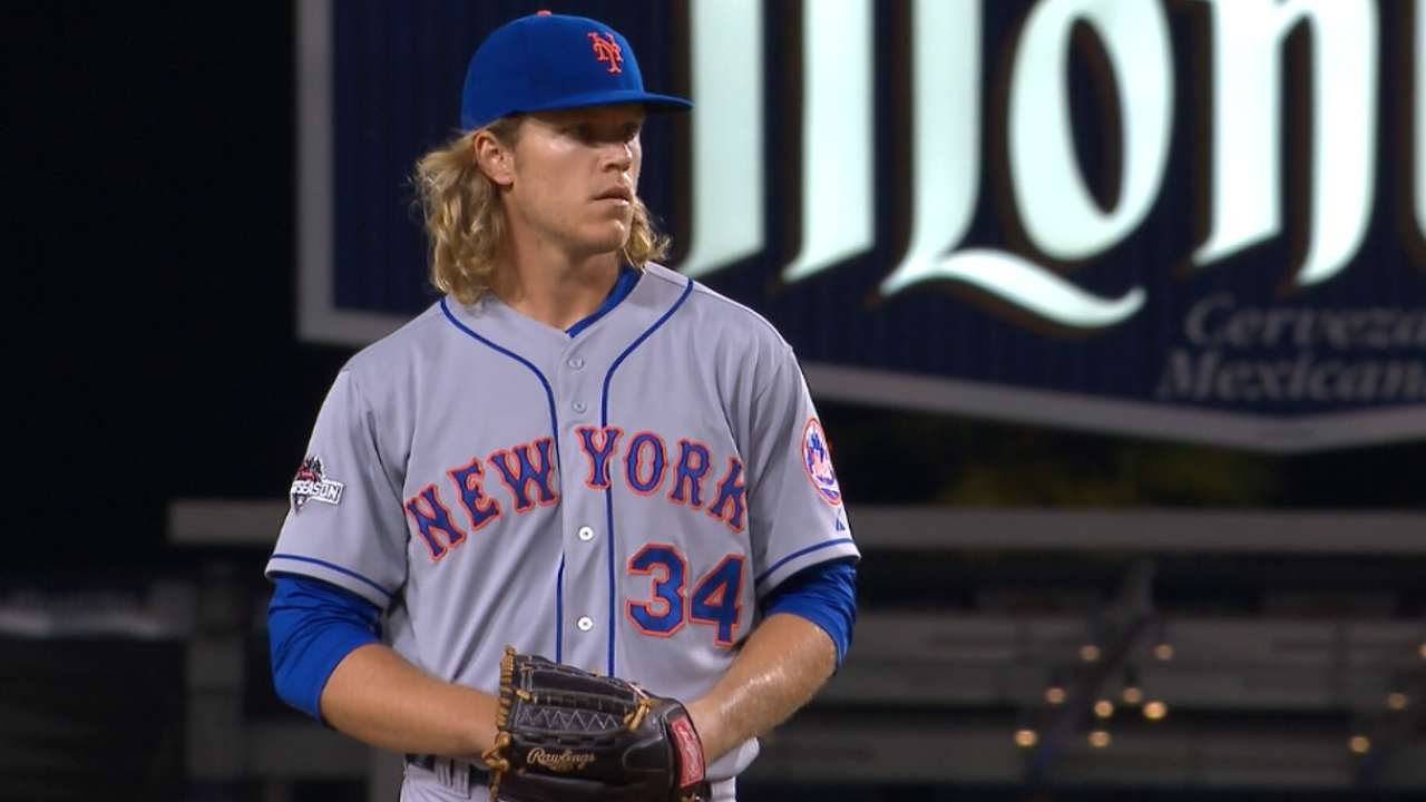 Thor prepared, eager to start Wild Card Game