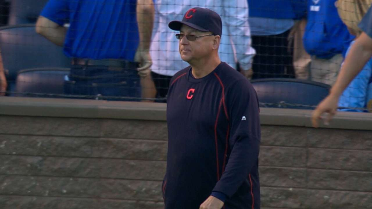Oct. 5 Terry Francona workout day interview
