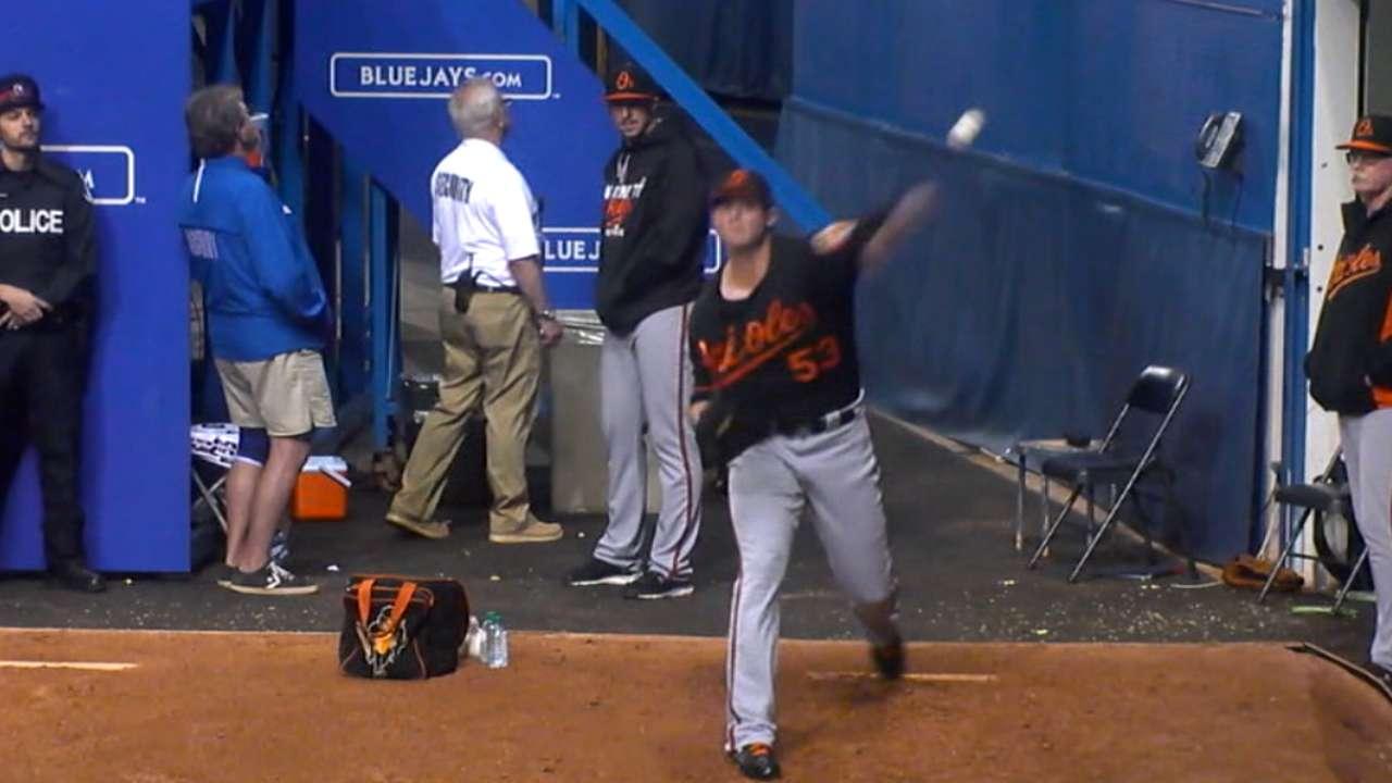 MLB Tonight: Britton's absence