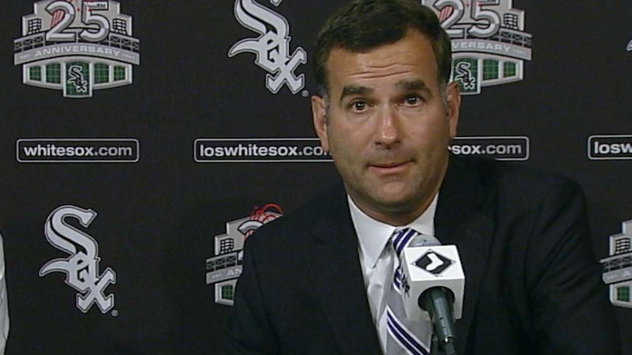Direction of White Sox will determine FA targets