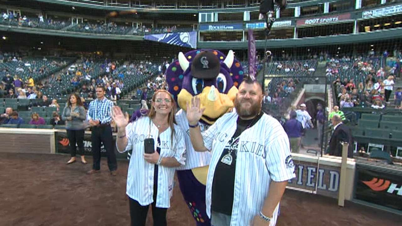Mile High Mohawk nets fan ultimate spring trip