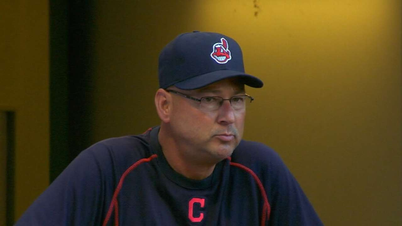 Friend skips: Farrell, Francona share bond