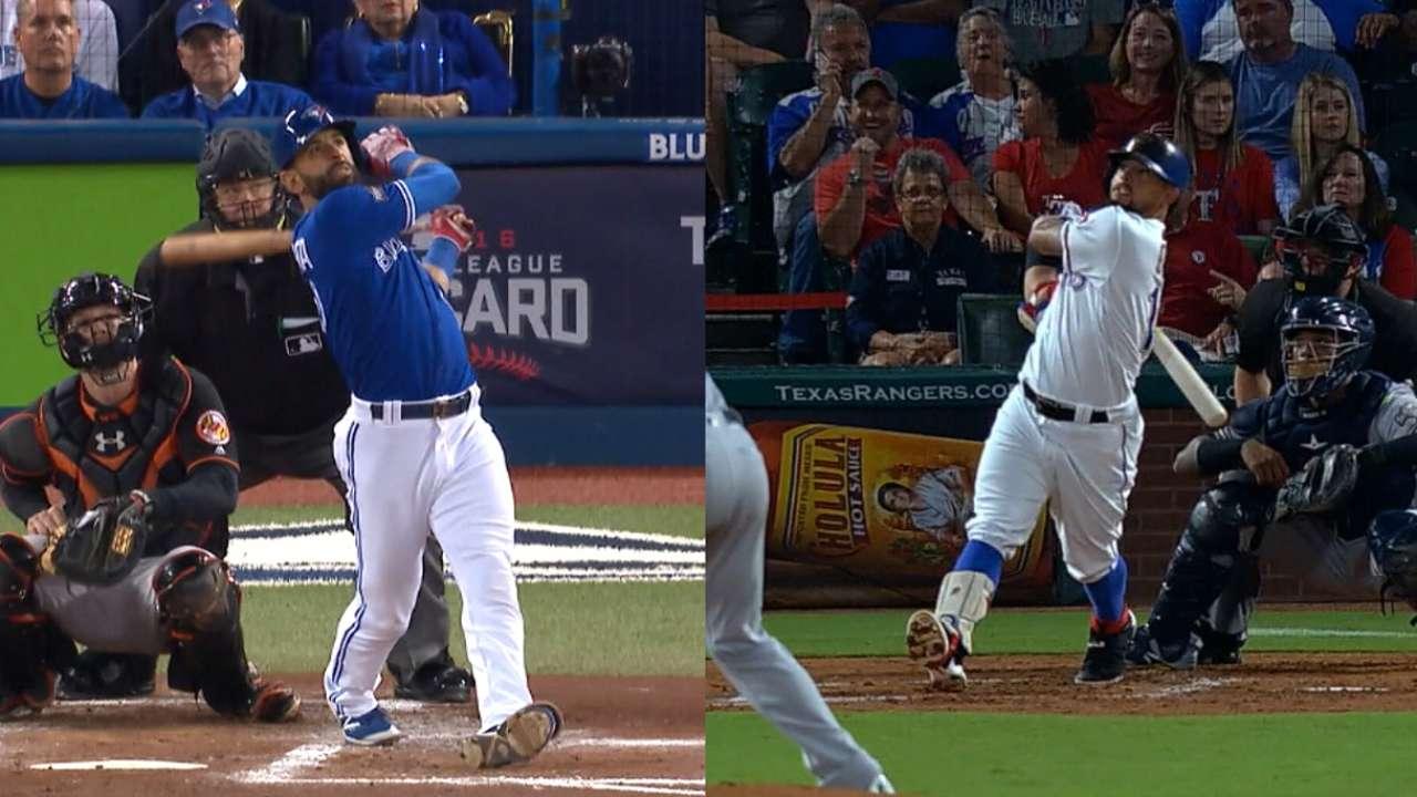 ALDS Game 1 lineups: Blue Jays vs. Rangers