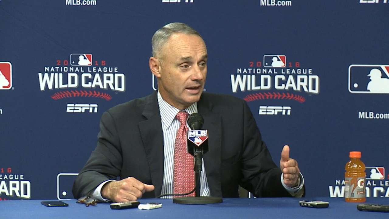 Manfred on replays