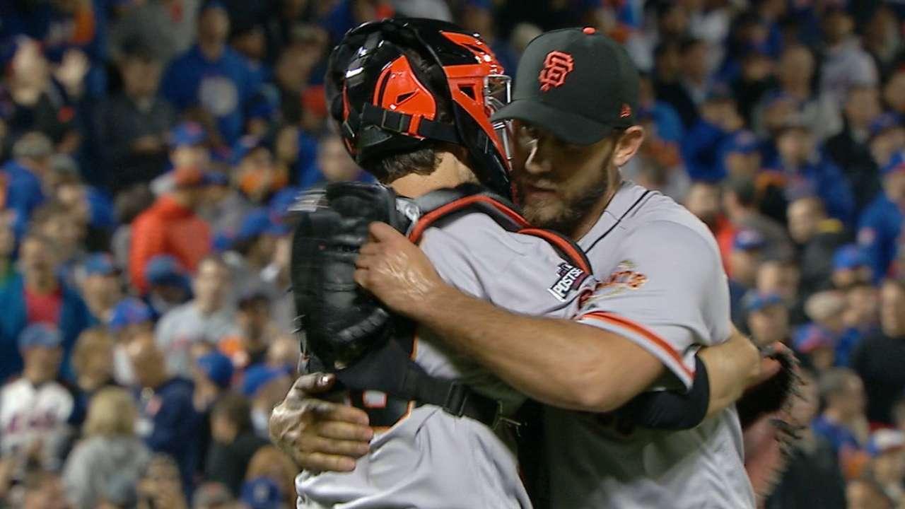 Bumgarner's four-hit shutout