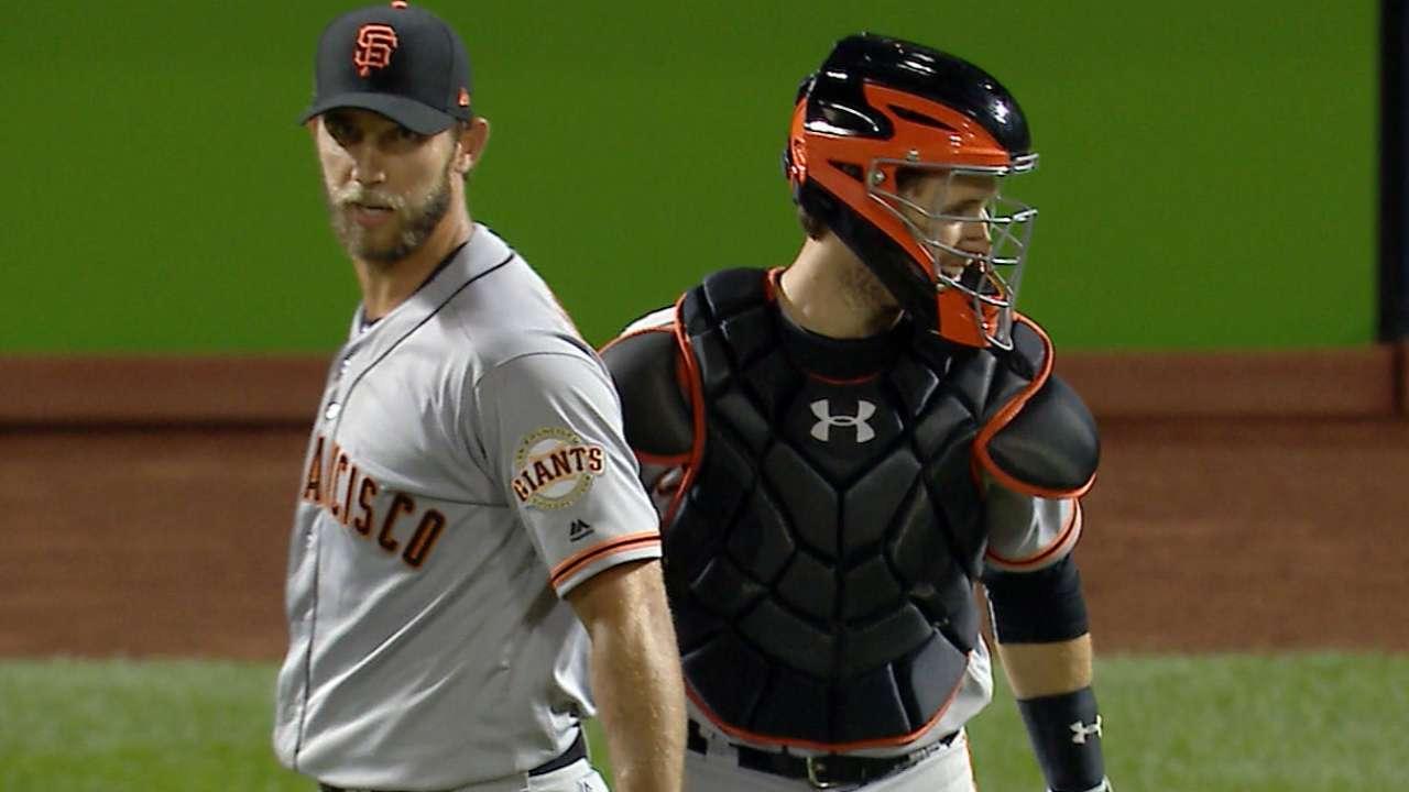 Morris on Giants, Bumgarner