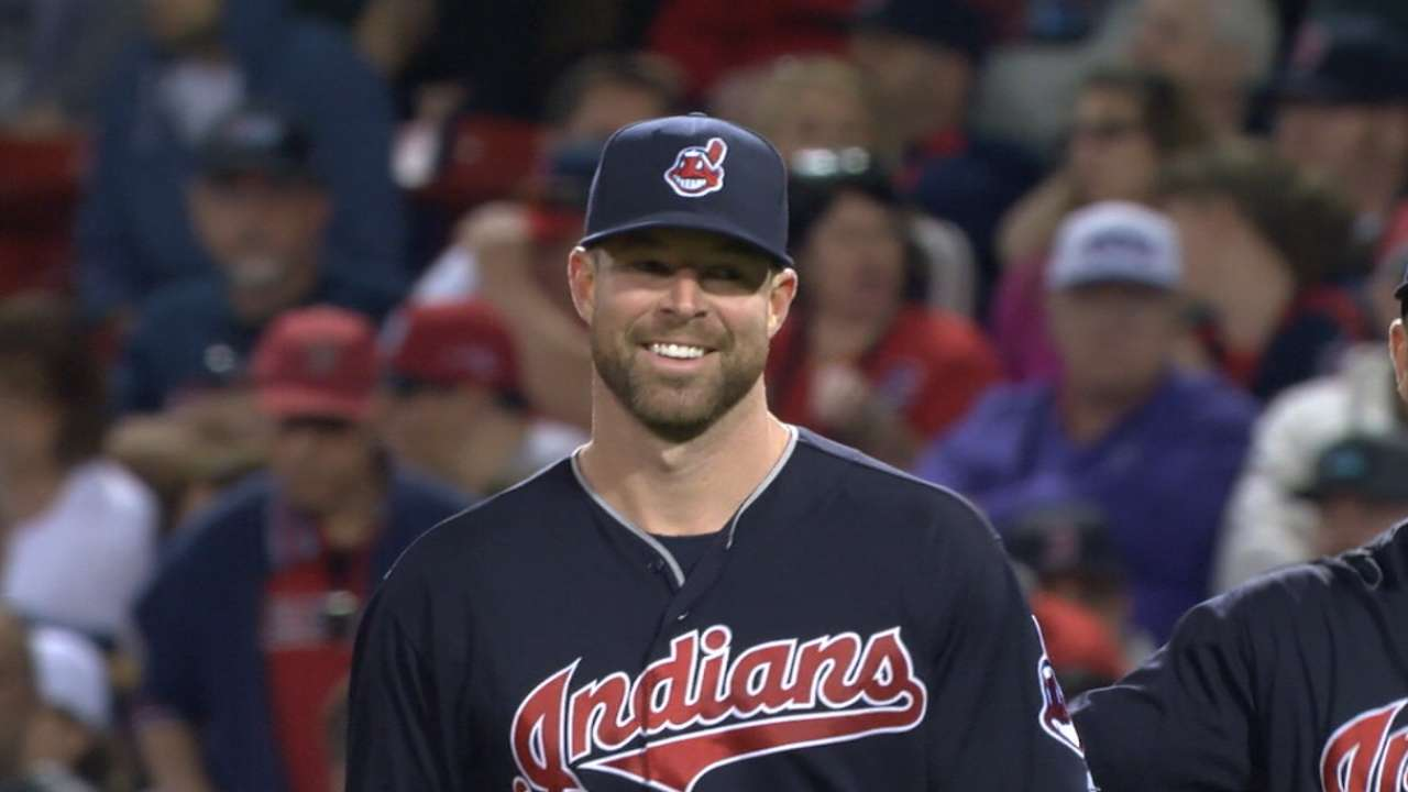 Kluber on facing Price in Game 2