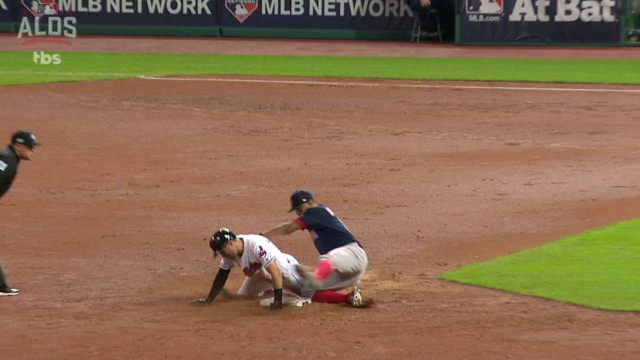 Red Sox challenge in the 2nd