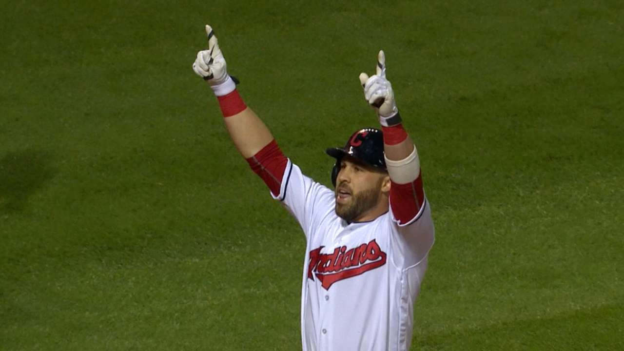 Kipnis' solo homer in the 3rd