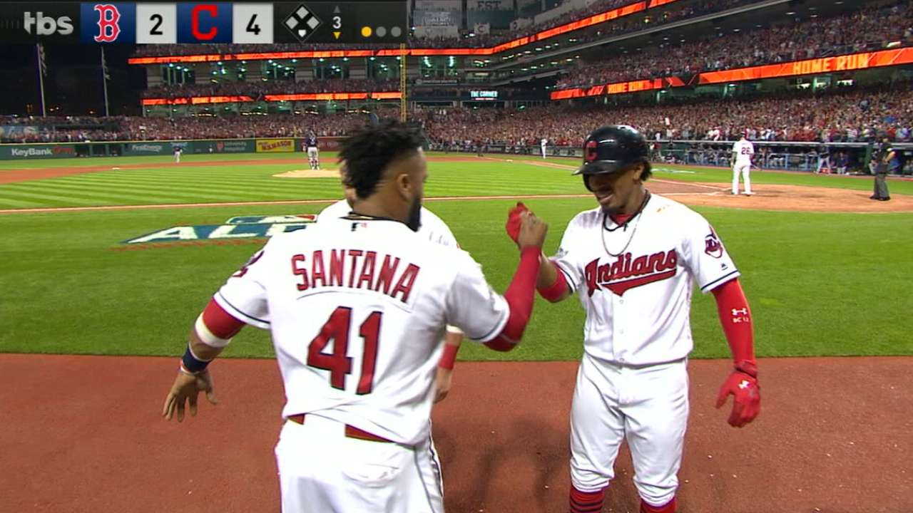 Lindor is leading the Indians into a new era