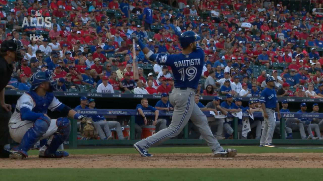 Did you know? Key facts from Blue Jays-Rangers Game 1