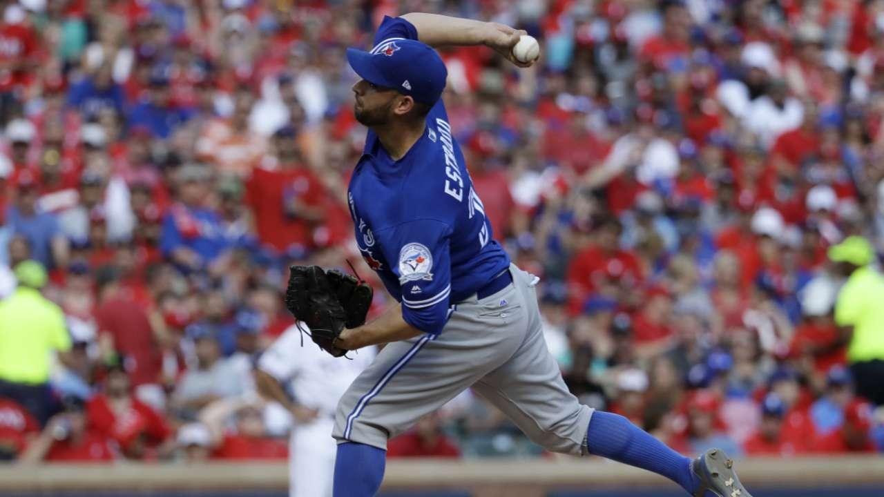 Estrada on big-game pressures