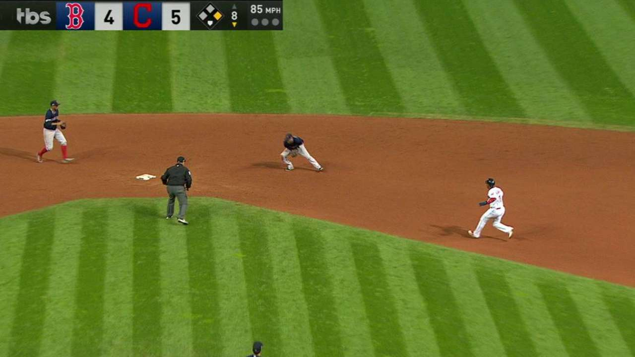 Around the Horn: Double-play duo a Sox strength