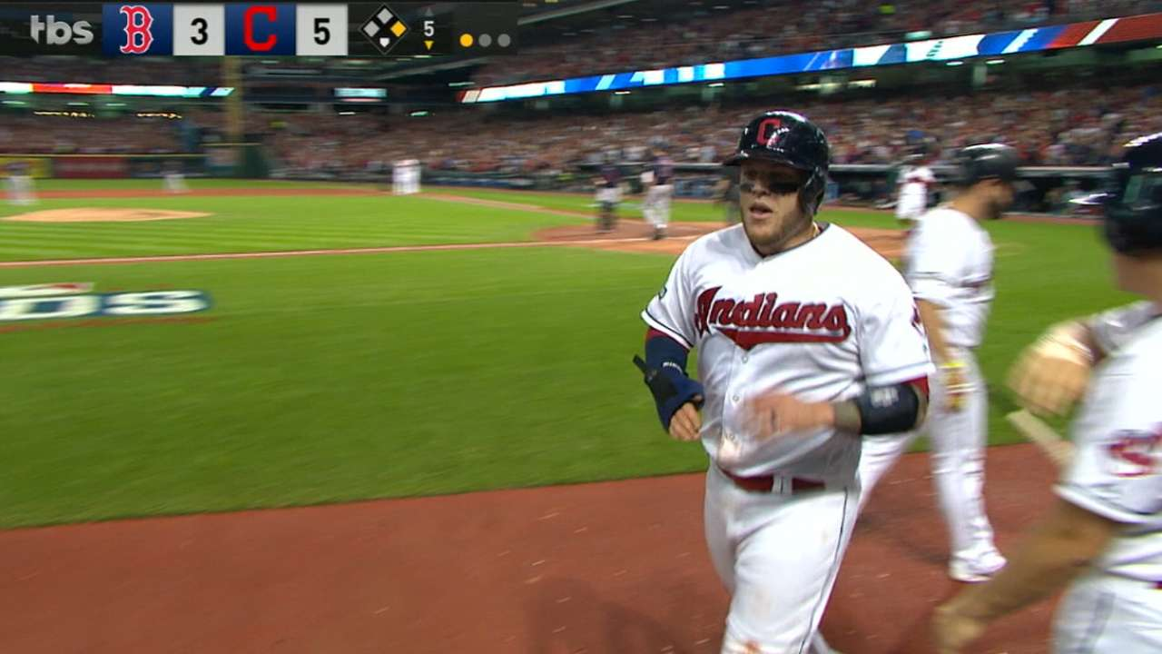 Indians manufacture run in 5th