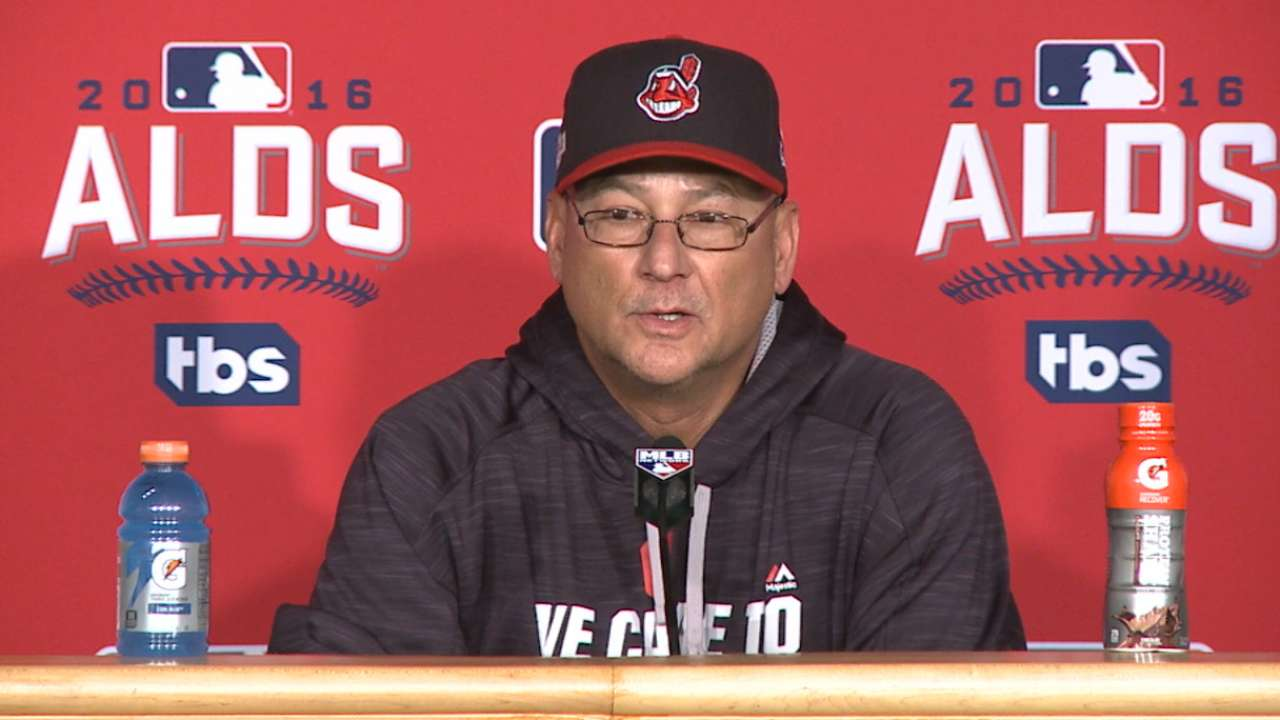 Francona laughs off sign-stealing talk