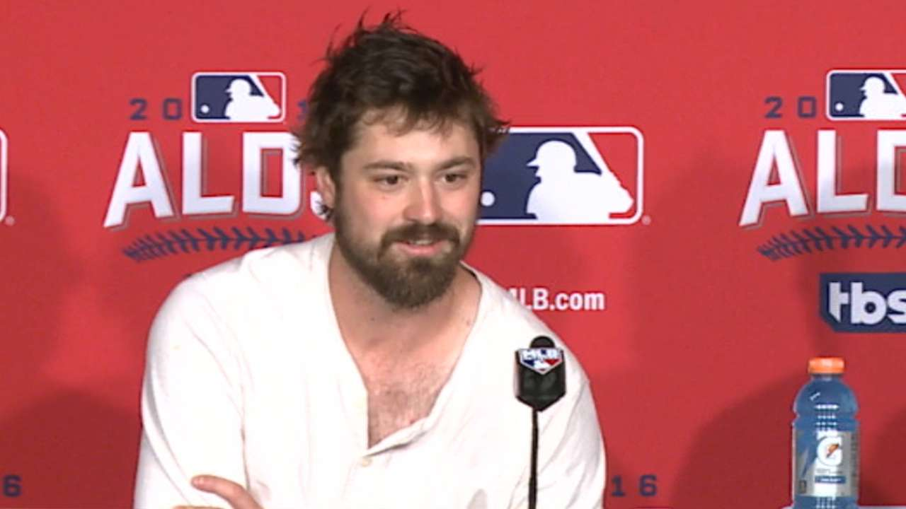 Miller on his two innings