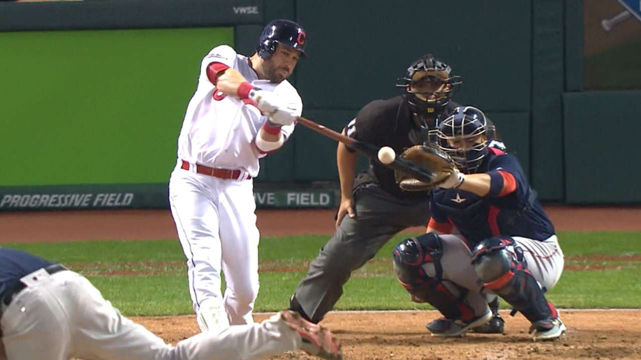 Red Sox, Tribe's historic night