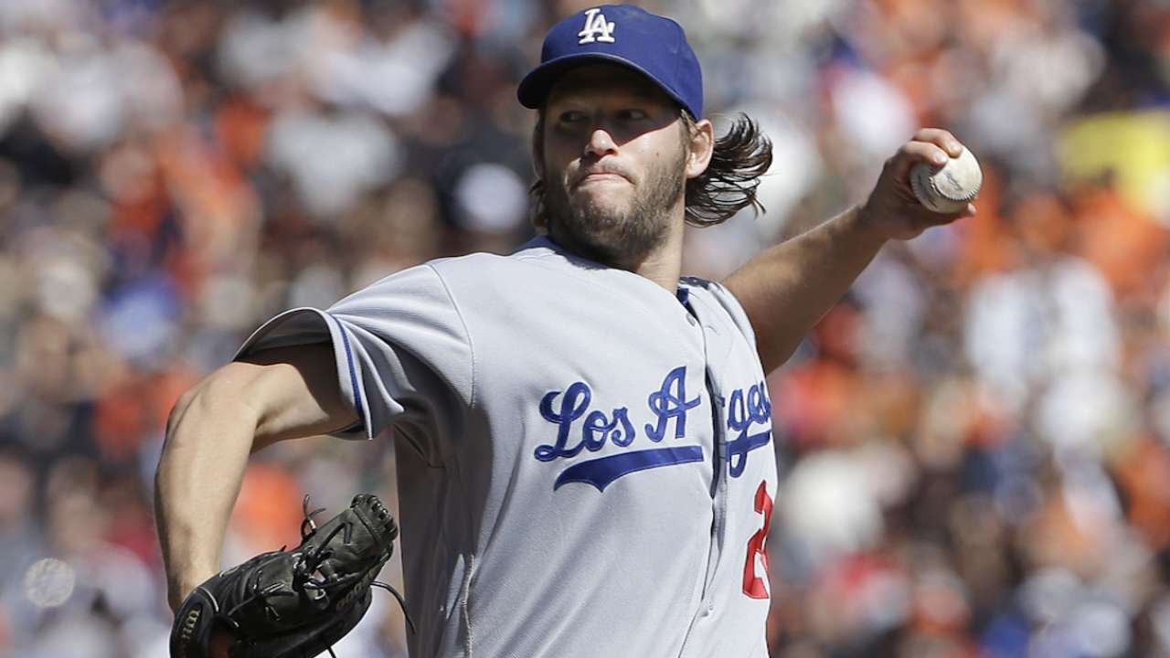 Balk this way: Nats keeping eye on Kershaw