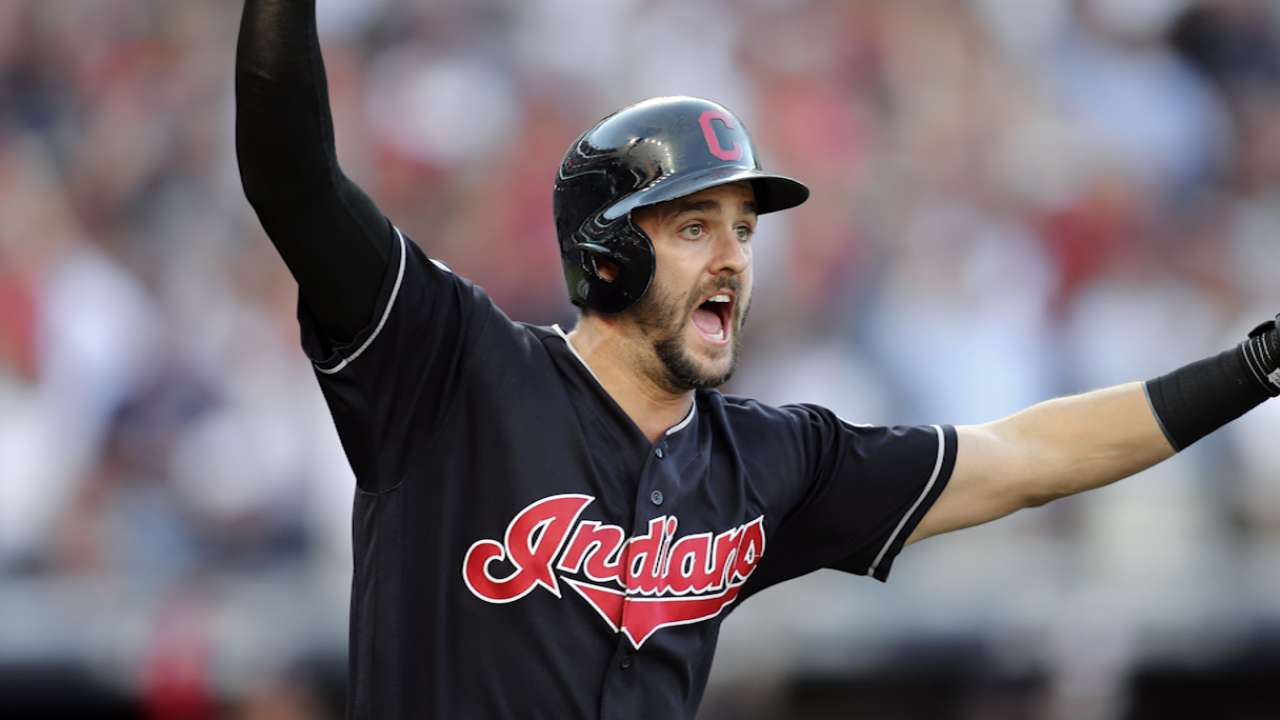 Chisenhall's homer part of Tito's magic touch