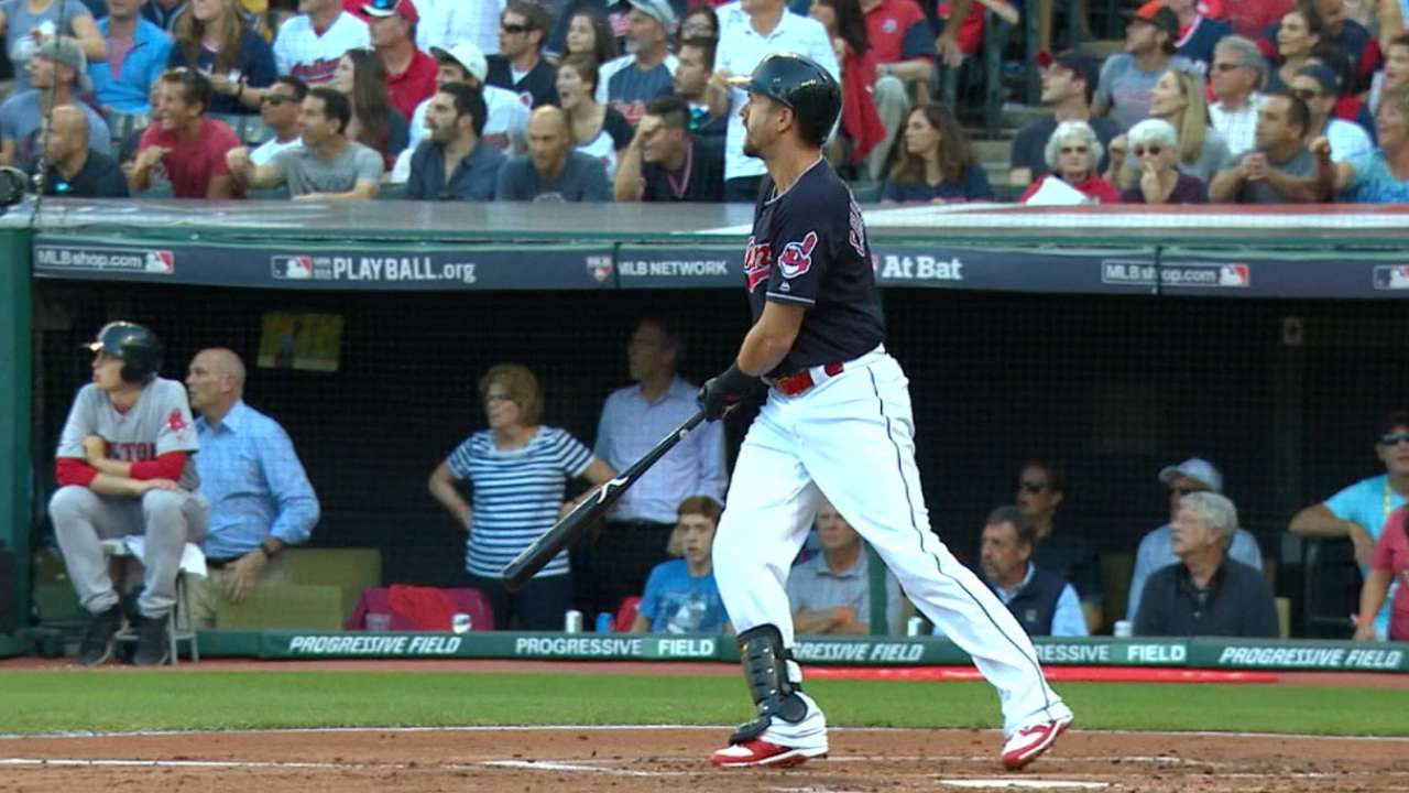 Must C: Chisenhall's key homer