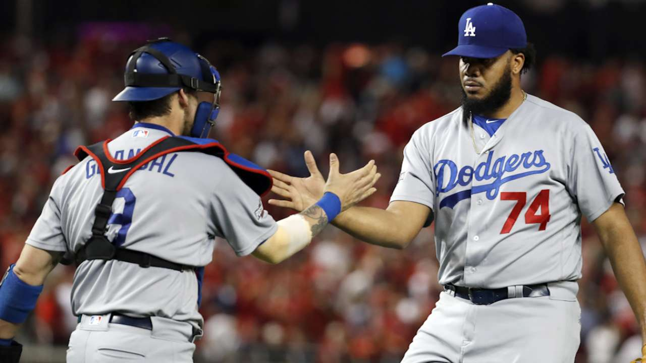 Jansen on getting five outs