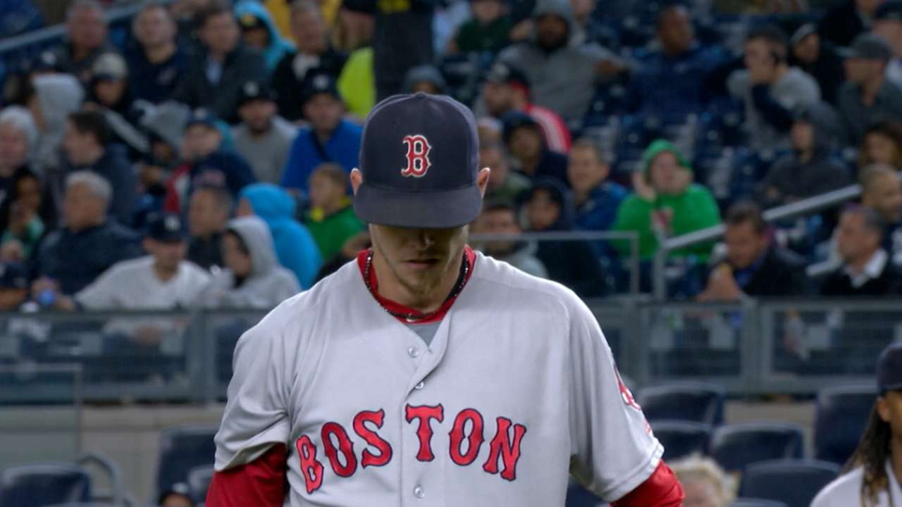 Farrell on Buchholz taking hill