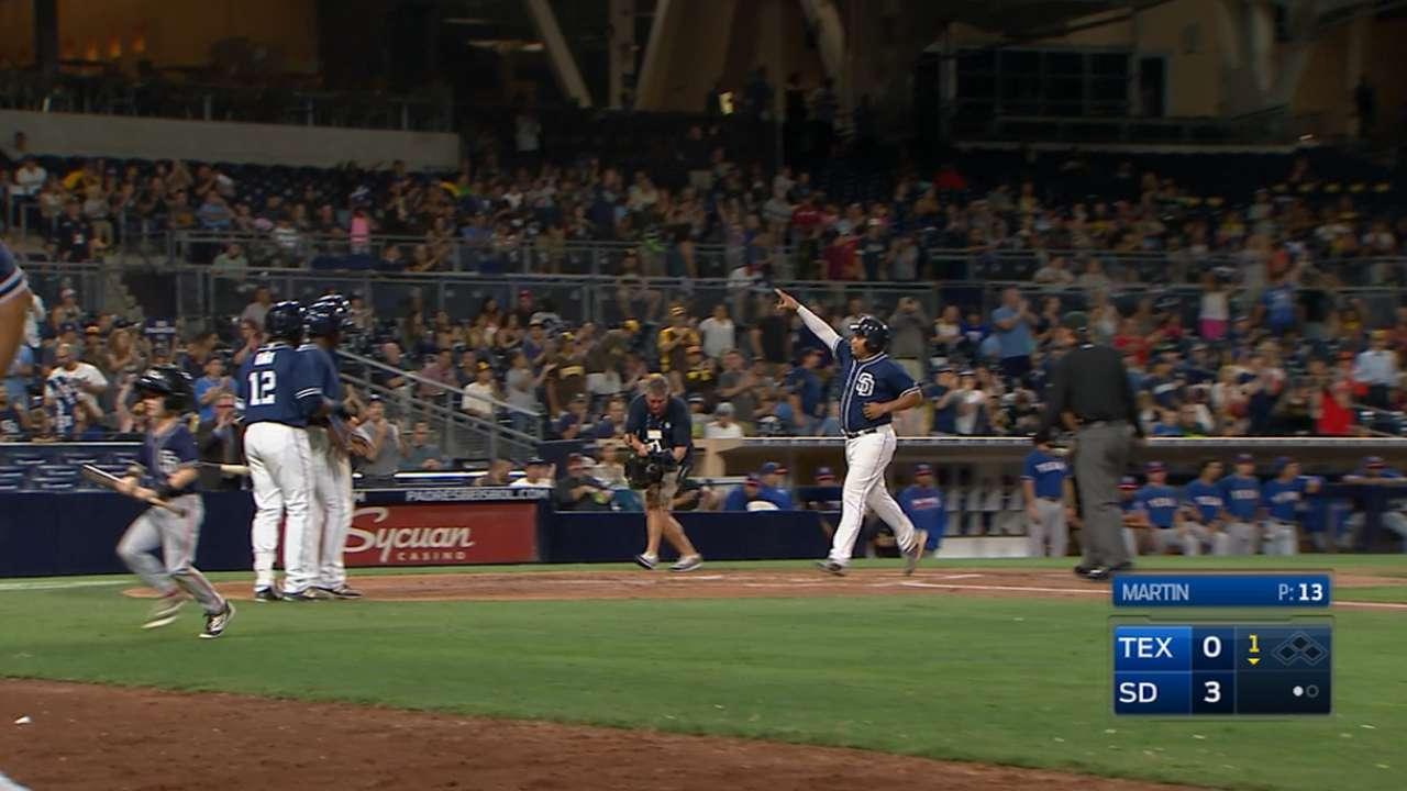 Naylor's three-run homer