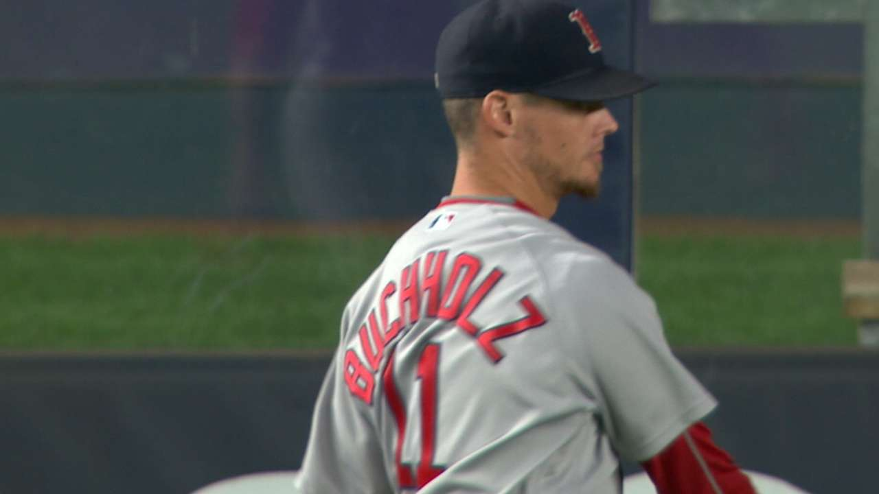 Sox confident in Buchholz in must-win Game 3