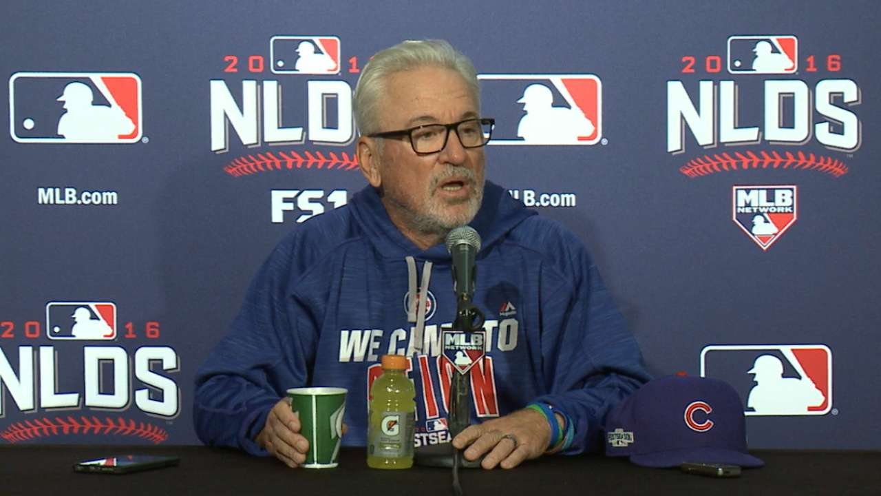 Culture of 'continual growth' sets Maddon apart