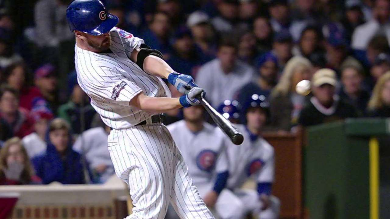 Statcast: Wood's solo homer